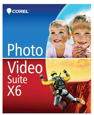 Free After Rebate Corel Photo Video Suite X6