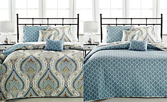 From $19.99 Select Coverlet Sets on Sale @ Macy.com