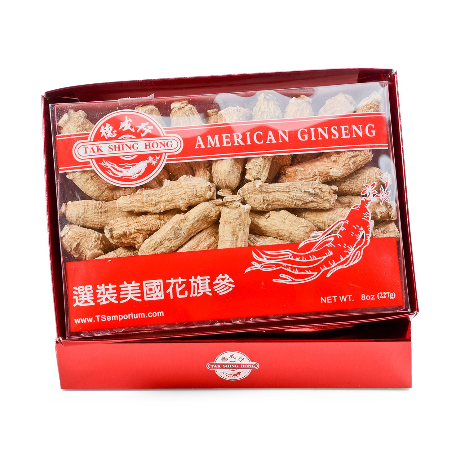 50% Off for 2 Box + Instant $30 Off American Ginseng PTS 80-AAA 8oz