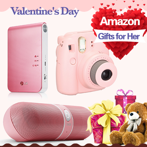 Valentine's Day Gifts for Her @ Amazon.com