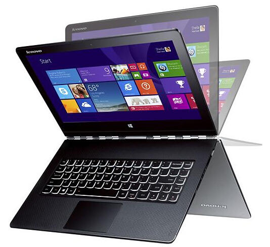 "$799.99 Lenovo Yoga 3 Pro 2-in-1 13.3"" Touch-Screen Laptop"