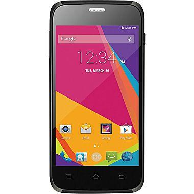 BLU Studio 5.0 II HD LTE Y534Q 8GB Unlocked GSM Quad-Core 4G Cell Phone - Black