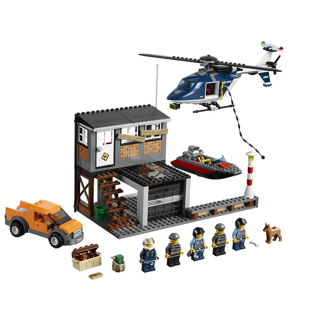 $29.98 LEGO City Helicopter Arrest (60009)
