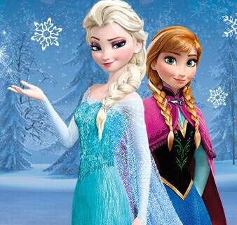 Free Shipping with Any Frozen Purchase @ Disney Store