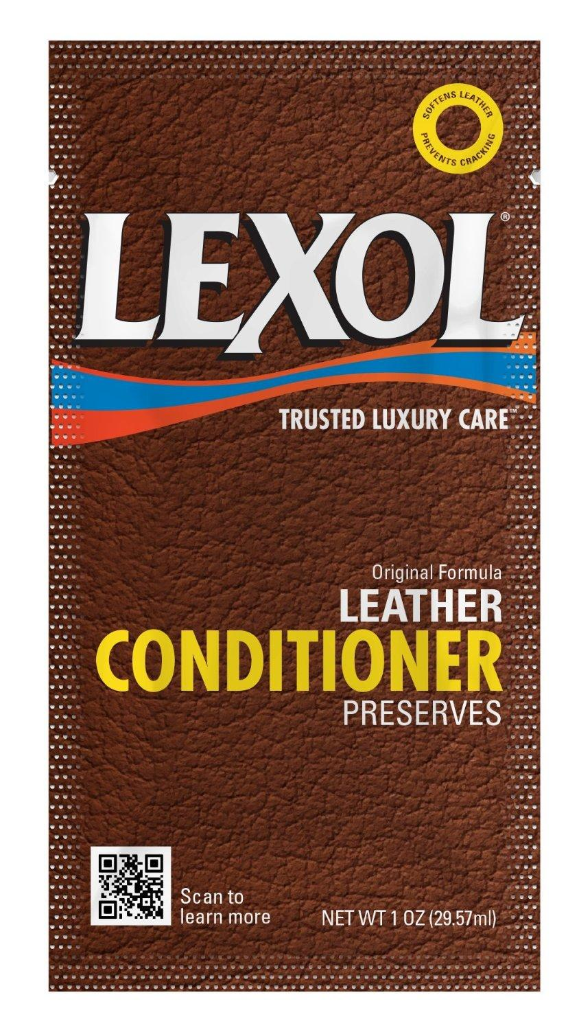 $11.65 Lexol 1016 Leather Conditioner Quick Wipe Towelette, 100-Count