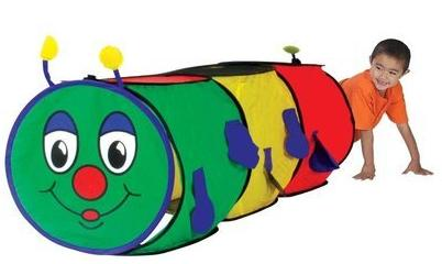 Playhut Wiggly Worm Tunnel Multiple @ Amazon.com