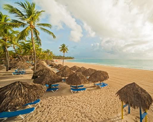 From $799 Punta Cana, Dominican Beach Resort & Spa Stay with Airfare