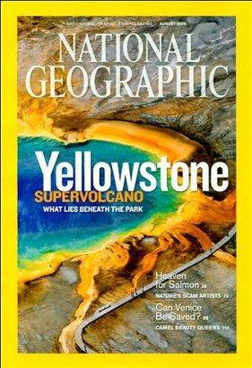 $30 National Geographic Magazine 2 Year Subscription