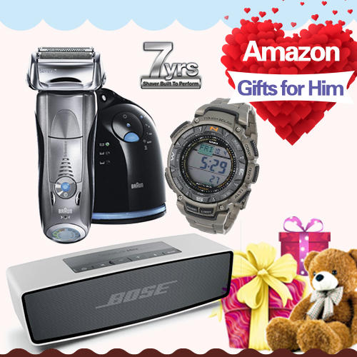 Valentine's Day Gifts for Him @ Amazon.com