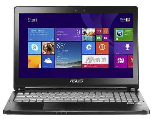 "$529.99 Asus Refurbished 2-in-1 15.6"" Touch-Screen Laptop Intel Core i5 8GB Ram 1TB HDD"