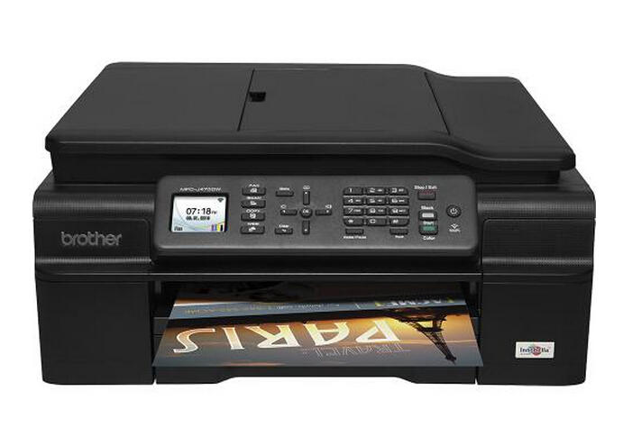 Brother MFC-J475DW Wireless Inkjet All-in-One Printer