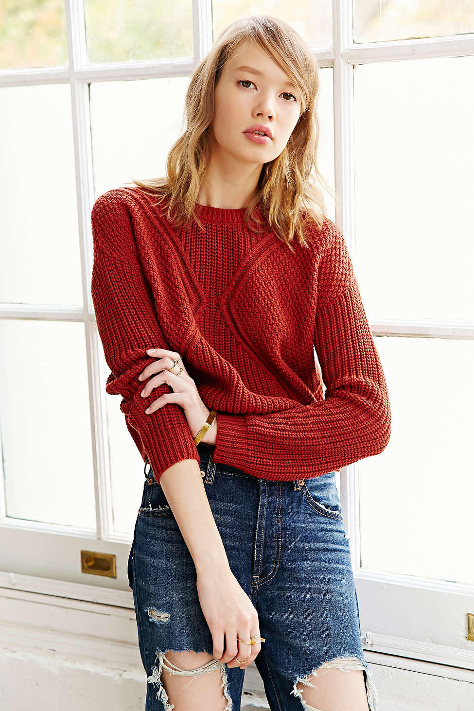 From $29 Select Women's Sweaters @ Urban Outfitters