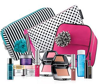 Free 7-Pc. Gift (An $89 - $123 value)  with $35 Lancome purchase @ macys.com