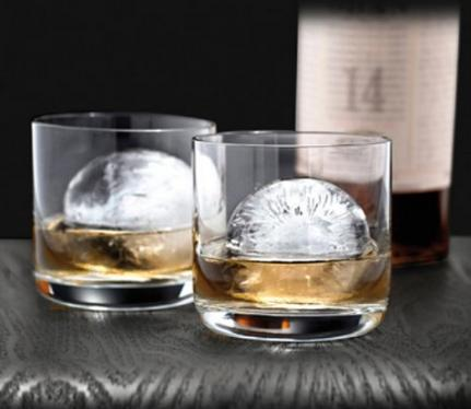 $8.64 Tovolo Sphere Ice Molds - Set of 2