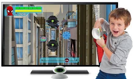 $58.99 LeapFrog LeapTV Educational Active Video Game System