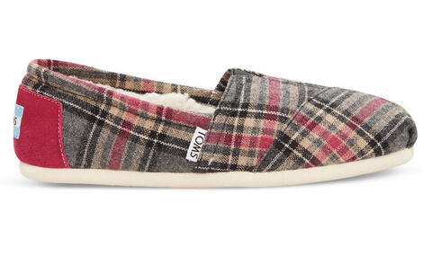 Up to 25% OffSelect Styles @ TOMS