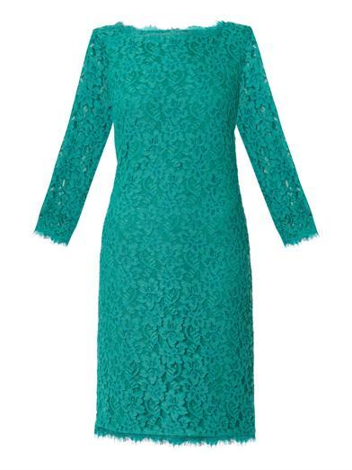 Diane Von Furstenberg Zarita Long Dress