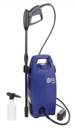 $69.99AR Blue Clean 1600 PSI Electric Pressure Washer (AR112)