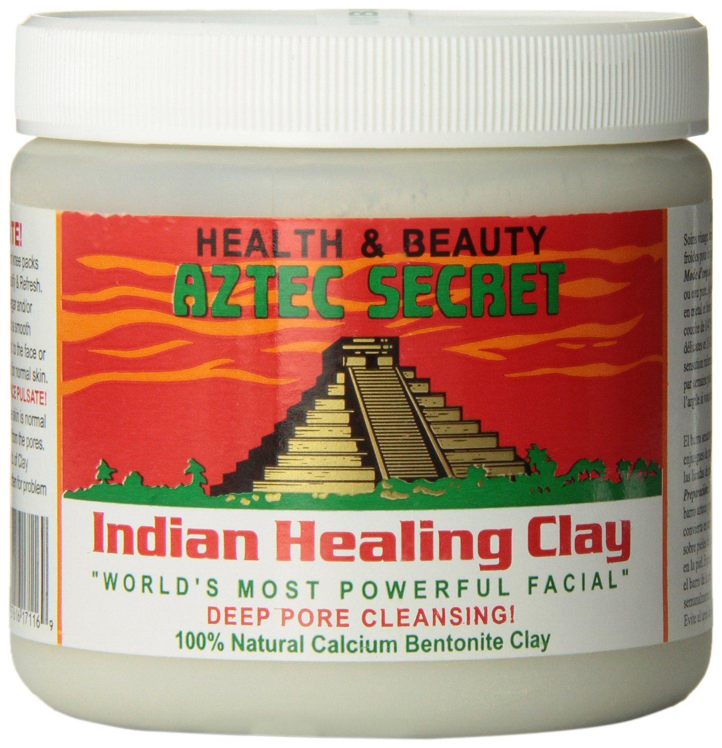 $9.94 Aztec Secret Indian Healing Clay Deep Pore Cleansing