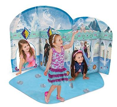 $11.62 Playhut Frozen Ice Skate Castle