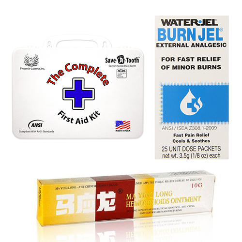 From $6.99 The Most Needed First Aid Items for Household @ Amazon