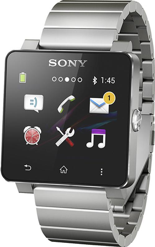 Pre-Owned Sony SmartWatch 2 Stainless-Steel