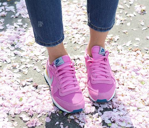 Up to 80% Off Pink Sneakers @ 6PM.com