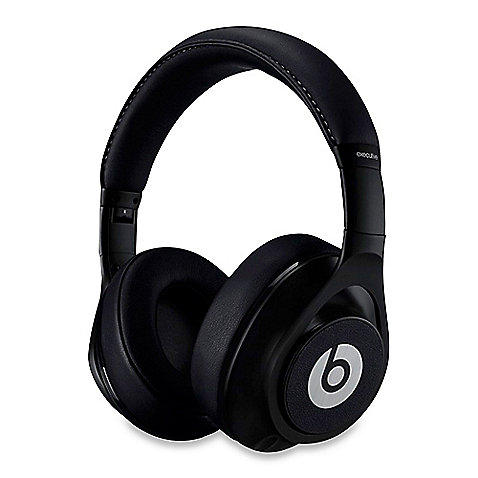 $89.99 Beats by Dre Executive Over-The-Ear Headphones in Black, Refurbished