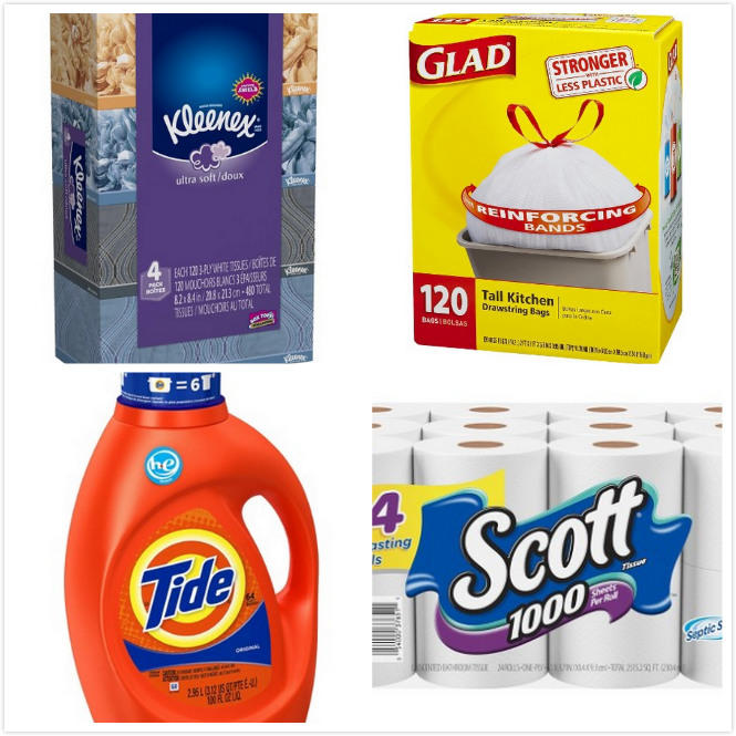 Free $5 Target Gift Card  When You Buy 2 Household Essentials @ Target.com