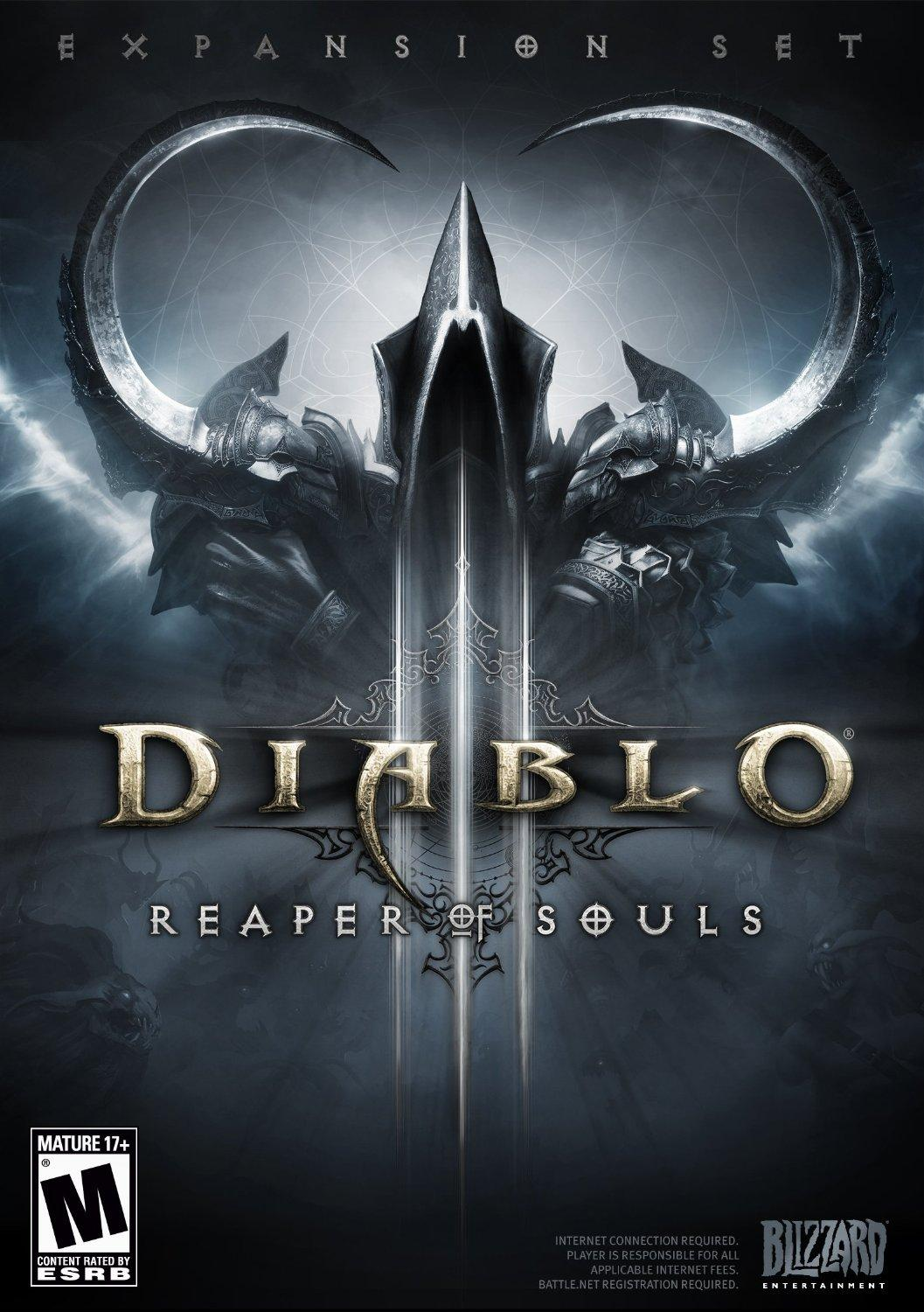 $19.99 Diablo III: Reaper of Souls - PC/Mac
