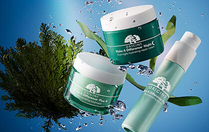 $15 Off $25 Make a Difference Collection @ Origins