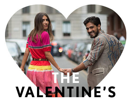 From $45 The Valentine's Day Style @ Stylebop