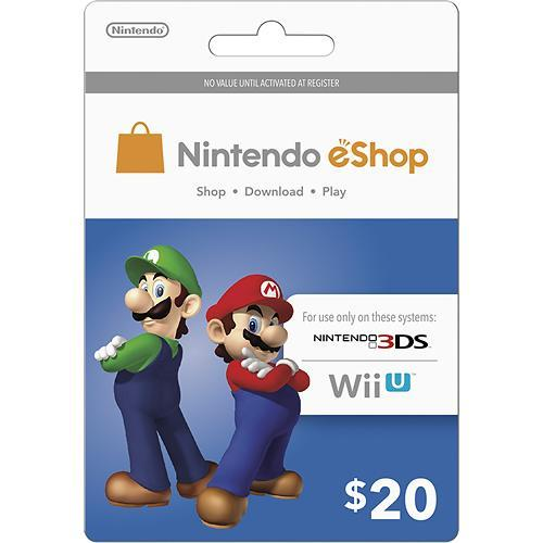 10% off Nintendo eShop Prepaid Cards @ Best Buy