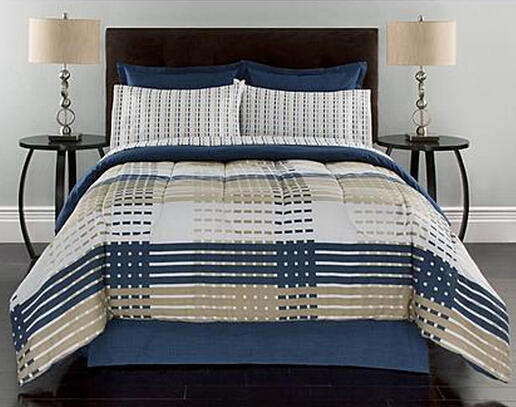 $34.88 Complete Bed Set - 7 Pc