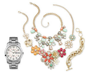 Buy One Get One 50% Off Jewelry & Watches @ Target.com
