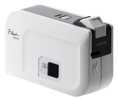 Brother PC-Connectable Label Maker (PT-1230PC)