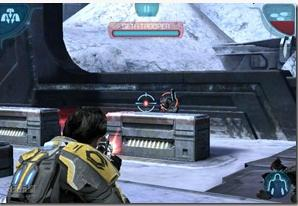 Free Mass Effect Infiltrator Game