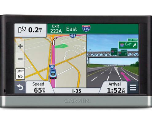 "$84.99 (Refurbished) Garmin nüvi 2557LMT 5"" Portable Vehicle GPS with Lifetime Maps and Traffic"