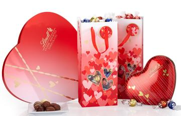 40% OffValentine's 2015 Collection @ Lindt