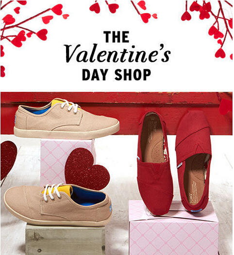 From $32The Valentine's Day Style @ TOMS