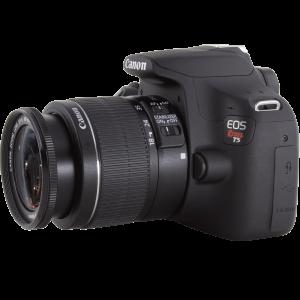 Canon EOS Rebel T5 DSLR with EF-S 18-55mm Lens