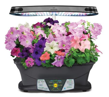 $139.99 Miracle-Gro AeroGarden EXTRA LED Indoor Garden with Gourmet Herb Seed Kit