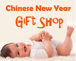 Chinese New Year Gift Shop  For Babies