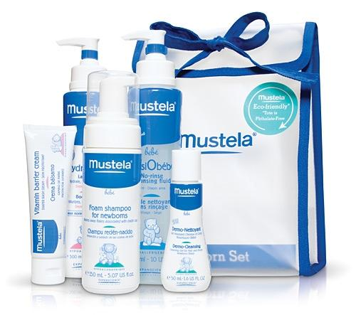 Up to $50 OFF Mustela Newborn Set @ SkinStore.com (Dealmoon Exclusive)
