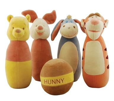 $23 My Natural Winnie The Pooh Bowling Set
