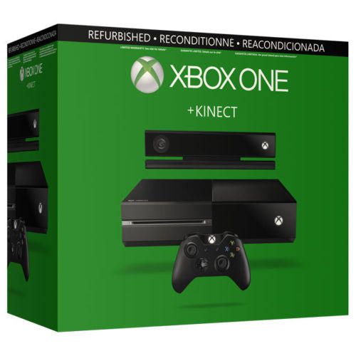 $349.99 Xbox One with Kinect Refurbished + Ryse: Son of Rome
