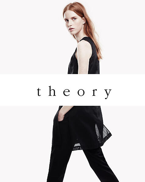 Free Leather Travel Pouchwith Your Purchase of $350 or More @ Theory