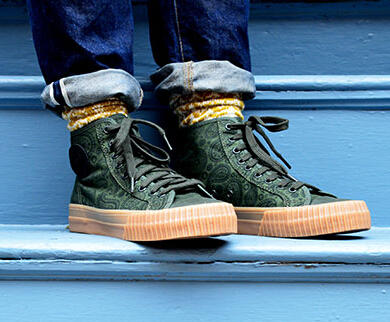 BOGO 30% OffPresident's Day Sale @ PF Flyers
