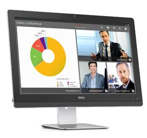 $197.99+$100 Dell eGift card Dell Ultrasharp UZ2215H 21.5-Inch Screen LED-Lit Monitor