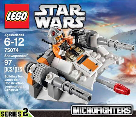 Lowest Price for All! From $7.77 Select Lego Star Wars Toys @ Walmart